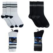Rjm Mens Sports Socks 3pk (SK083)